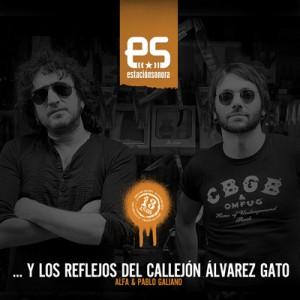 Alfa & Pablo Galiano EP Estación Sonora